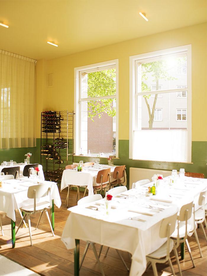 Home // Cafe Modern